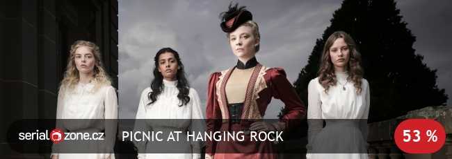 Piknik na Hanging Rock / Picnic at Hanging Rock / CZ