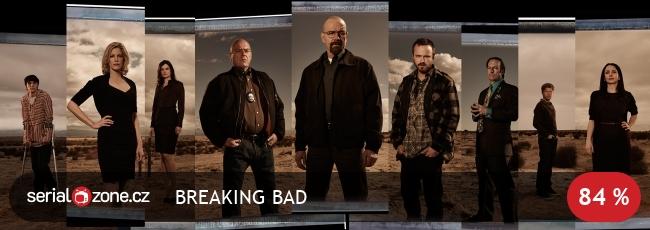 Perníkový táta / Breaking Bad / CZ