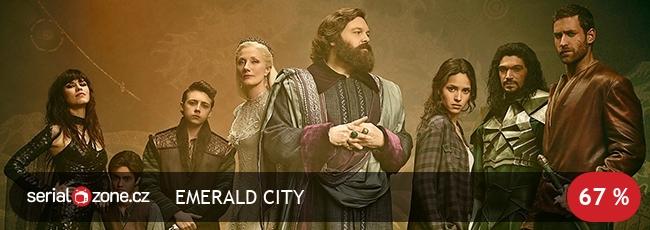 Smaragdové město / Emerald City / CZ