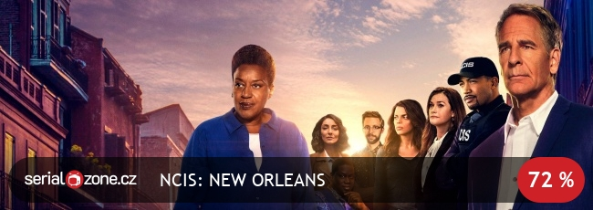NCIS: New Orleans / CZ