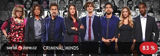 Myšlenky zločince / Criminal Minds / CZ