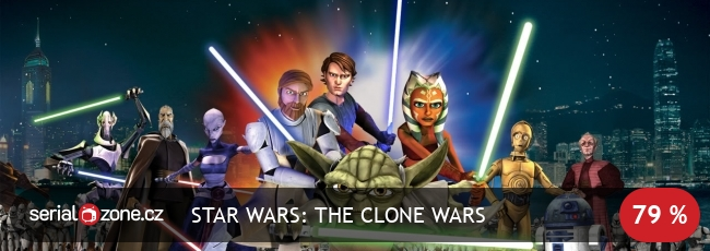 Re: Star Wars: Klonové války / Star Wars: The Clone Wars / C
