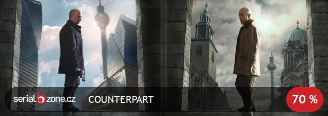 Dva světy / Counterpart / CZ