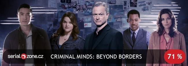 Myšlenky zločince:Za hranicemi/Criminal M. Beyond Borders/CZ