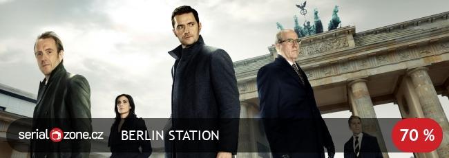 Berlínská mise / Berlin Station / CZ