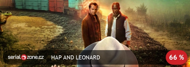 Hap & Leonard / Hap and Leonard / CZ
