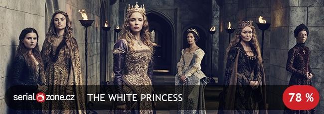 Bílá princezna / The White Princess / CZ