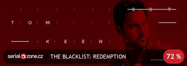 Re: Černá listina: Vykoupení / The Blacklist: Redemption / C