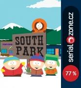 Hodnocení seriálu Mestecko South Park
